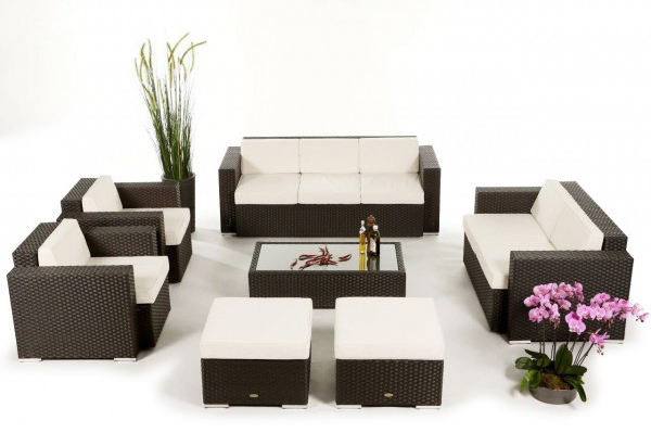 Attirant Casablanca Rattan Lounge   Garden Furniture