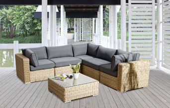 Lounge sofa rattan  Rattan Lounge Furniture - Reasonably Priced - Patio, Garden ...